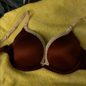 36C push up bra - lightly worn